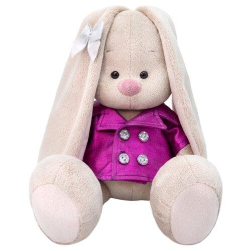 Купить Мягкая игрушка Зайка Ми в плащике 23 см, Мягкие игрушки
