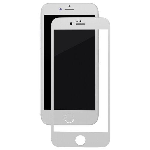 Защитное стекло uBear 3D Shield для Apple iPhone 6/6s белый защитное стекло ubear 3d shield для apple iphone 7 8 белый