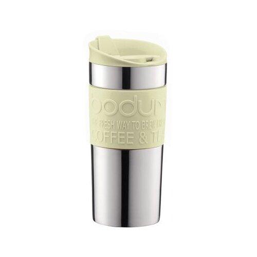Термокружка Bodum Travel Mug, 0.35 л фисташковый