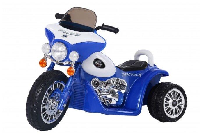 Tommy Электромотоцикл Tommy Police-2 синий/blue