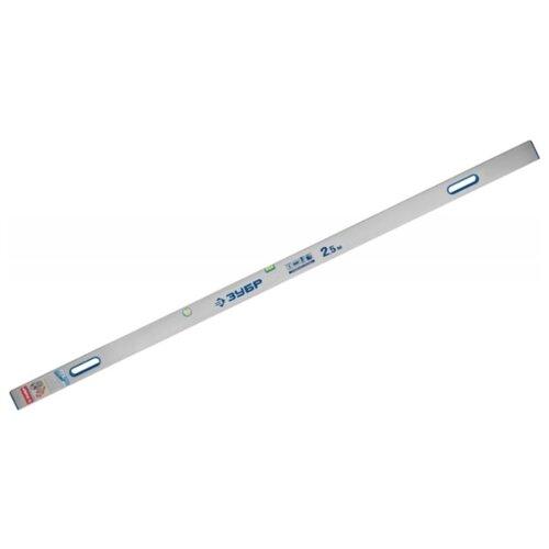 Правило-уровень ЗУБР 1075 2500 мм правило уровень зубр 1075
