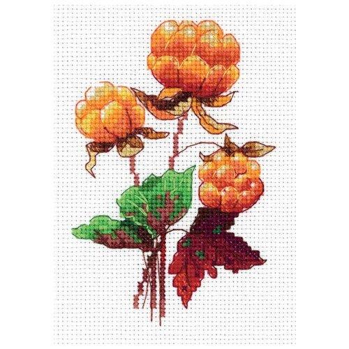 Купить Klart Набор для вышивания Морошка 10.5 х 14 см (8-340), Наборы для вышивания