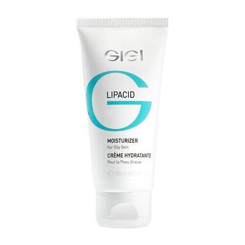 Gigi Крем увлажняющий Lipacid Moisturizer Cream, 100 мл воск gigi