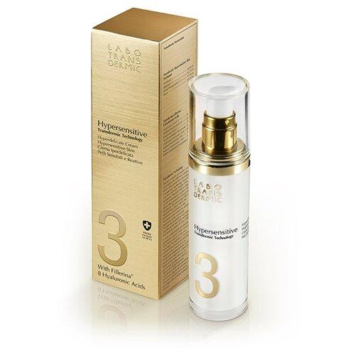 Labo Transdermic 3 Hypersensitive Cream Деликатный крем для чувствительной кожи лица, 50 мл