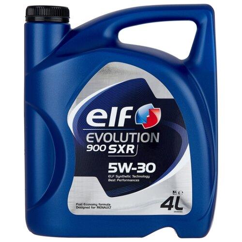 Моторное масло ELF Evolution 900 SXR 5W-30 4 л elf масло моторное elf evolution 900 sxr 5w 30 60 л