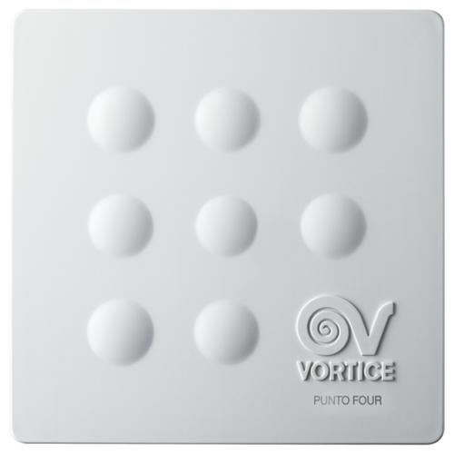 Фото - Вытяжной вентилятор Vortice Punto Four MFO 100/4 T, белый 15 Вт вытяжной вентилятор vortice punto evo flexo mex 100 4 ll 1s t белый 9 вт