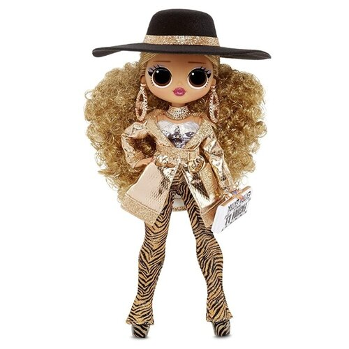 Кукла L.O.L. Surprise OMG 3 Series - Da Boss, 567219 кукла l o l surprise omg lights series dazzle 565185