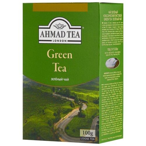 цена на Чай зеленый Ahmad tea, 100 г
