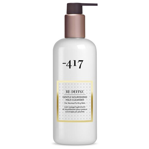 Minus 417 Питательное молочко для снятия макияжа Gentle Nourishing Milk Cleanser, 350мл