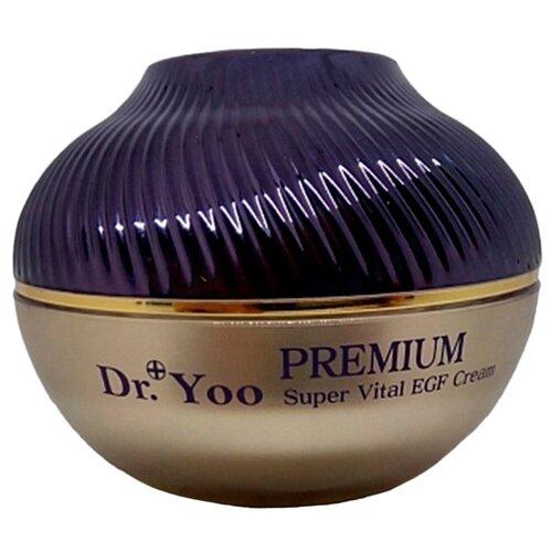 Dr. Yoo EGF Premium Super Vital EGF Cream Премиум крем с комплексом для лица, 50 мл премиум крем для лица