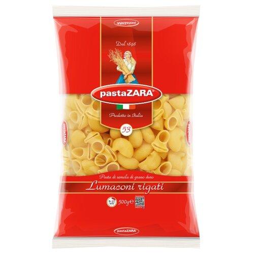 Pasta Zara Макароны 053 Lumaconi rigati, 500 г