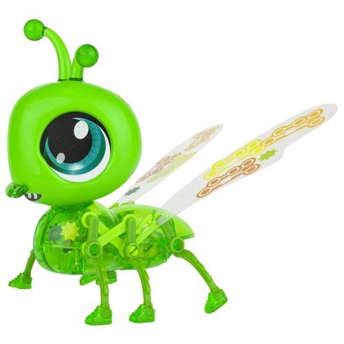 Купить Интерактивная игрушка робот 1 TOY Робо Лайф Кузнечик зеленый, Роботы и трансформеры