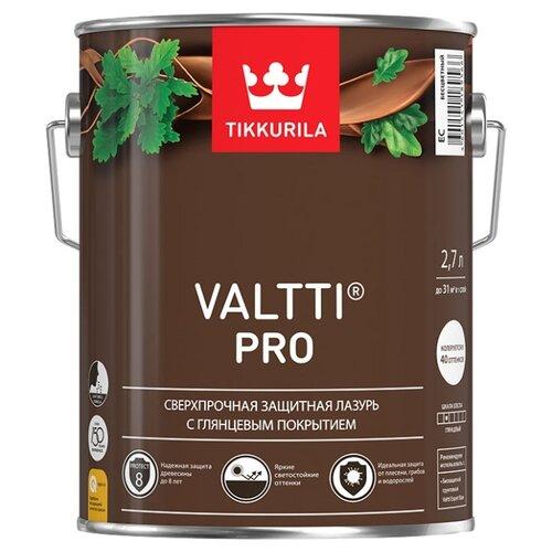 Водозащитная пропитка Tikkurila Valtti Pro палисандр 2.7 л