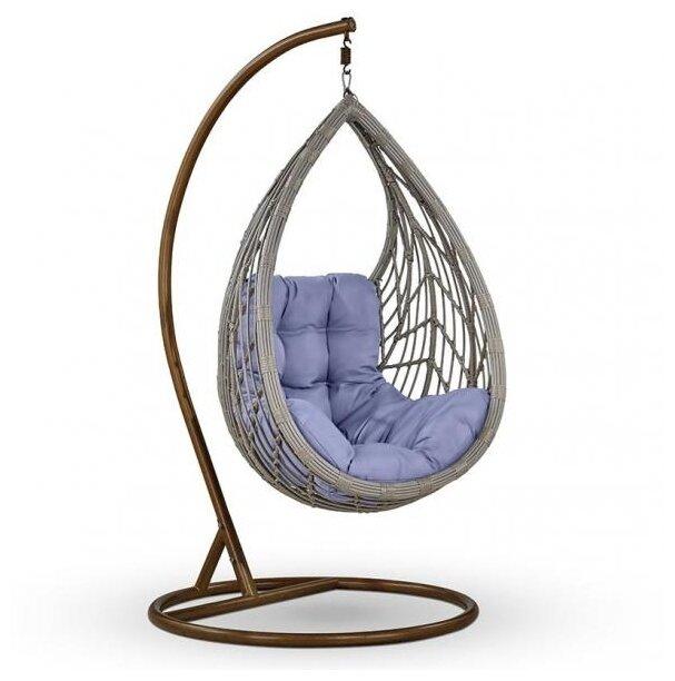 Подвесное кресло-кокон Афина-Мебель N886