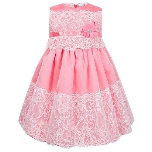 Платье Marlu размер 104, розовый