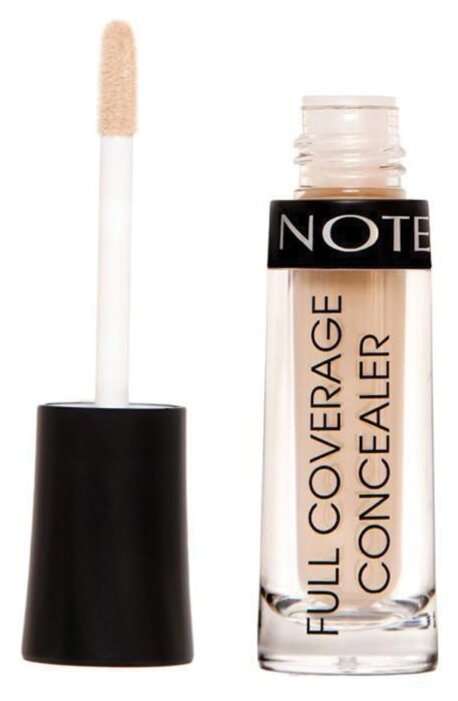 Note Консилер Full Coverage Liquid Concealer