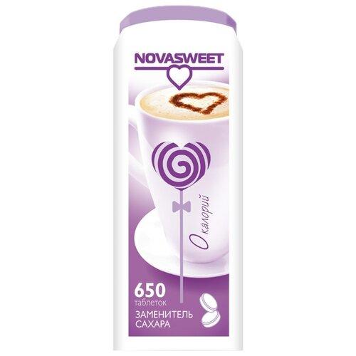 NOVASWEET Сахарозаменитель 0 калорий таблетки 39 г 1 шт. 650 шт.