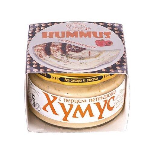 Тайны Востока Хумус Тайны с перцем пепперони, 200 г