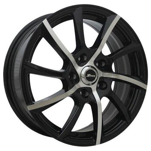 Колесный диск X-Race AF-14 6x15/4x100 D54.1 ET46 BKF колесный диск x race af 14 6x15 4x100 d54 1 et46 sf