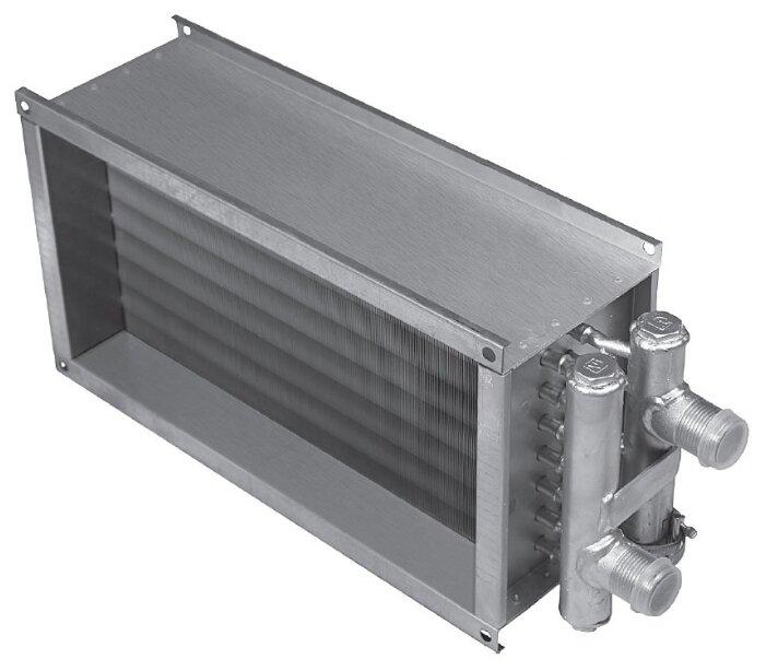 Водяной канальный нагреватель Shuft WHR 500x300-2