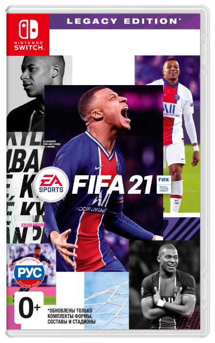 FIFA 21. Legacy Edition — купить по выгодной цене на Яндекс.Маркете