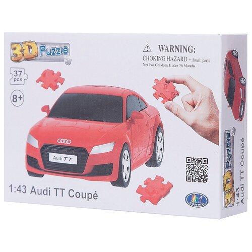Пазл Happy Well 3D Audi TT Coupe (57122), 37 дет. happy well