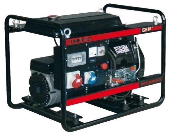 Бензиновый генератор GENMAC Combiplus G12000HEO (9400 Вт)
