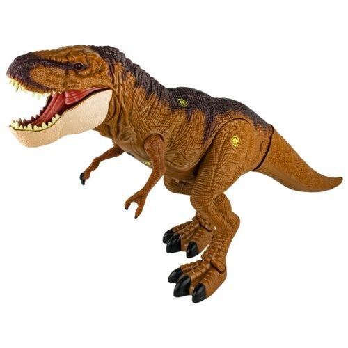 Купить Робот 1 TOY Robo Life Парк динозавров Т16708 коричневый, Роботы и трансформеры