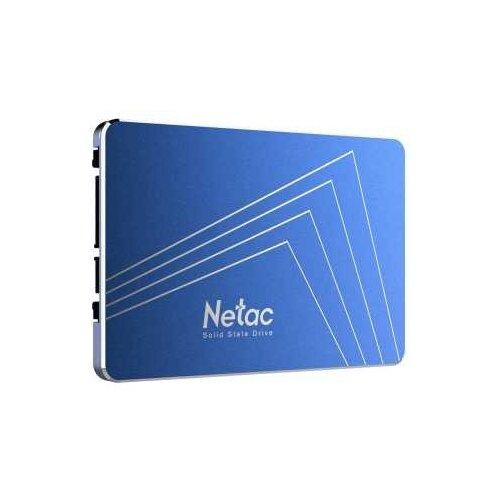 Твердотельный накопитель Netac 1000 GB (NT01N600S-001T-S3X) синий