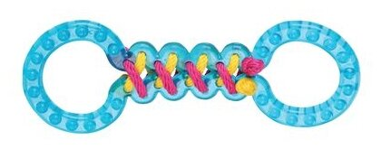 Игрушка для собак DEZZIE Кольца со шнурком (5638 003)