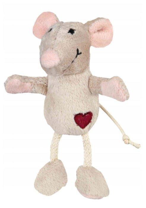 Мышь для кошек TRIXIE Plush Mouse (45579)
