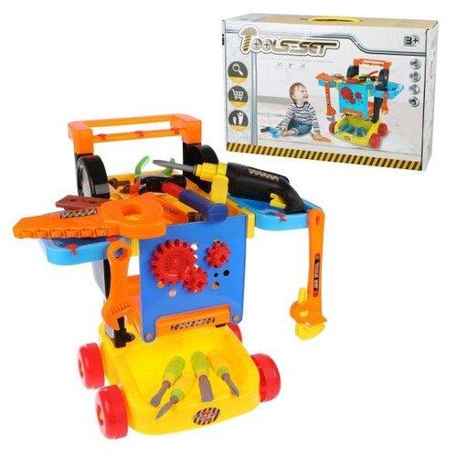 Купить Наша игрушка Игровой набор Маленький мастер 998-4, Детские наборы инструментов
