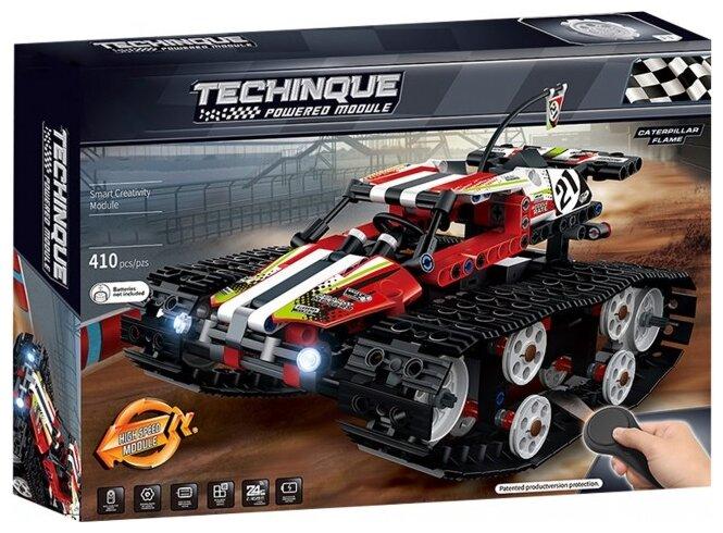Электромеханический конструктор Mould King Technique 13024 Скоростной вездеход