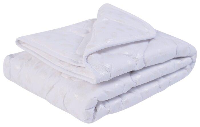 Одеяло ТекСтиль Лебяжий пух, всесезонное