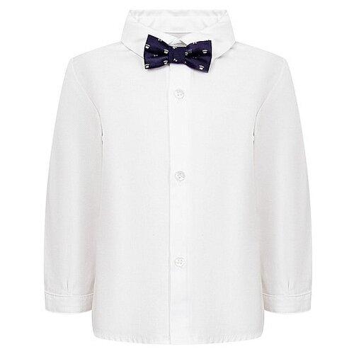Купить Рубашка Mayoral размер 62-68, белый, Футболки и рубашки