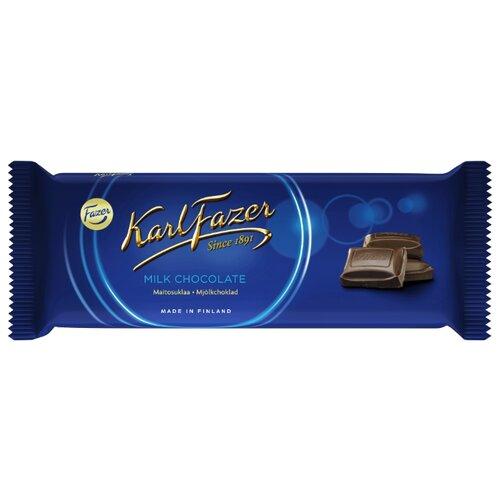 Фото - Шоколад Fazer молочный 30% какао, 100 г шоколад молочный icam 100 г