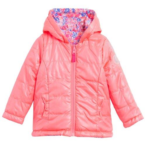 Куртка COCCODRILLO размер 74, розовый/голубой/сиреневый куртка утепленная coccodrillo coccodrillo mp002xg00cze
