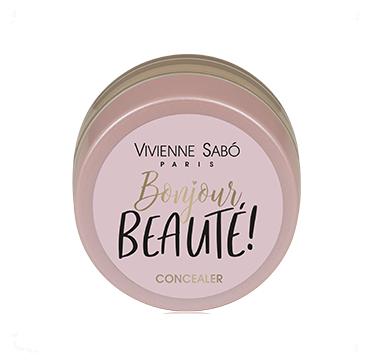 Купить Vivienne Sabo Консилер Bounjour Beaute, оттенок 02 бежевый по низкой цене с доставкой из Яндекс.Маркета