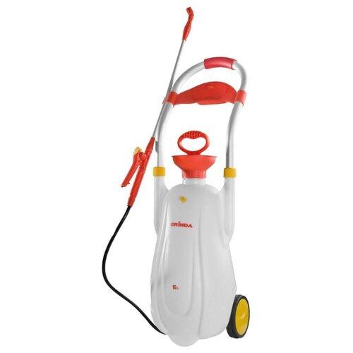 Опрыскиватель GRINDA Handy Spray 16 л белый/красный опрыскиватель ручной grinda 12л handy spray 8 425161