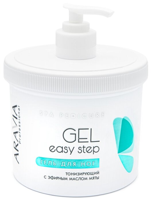 ARAVIA Professional Гель для ног тонизирующий Easy step