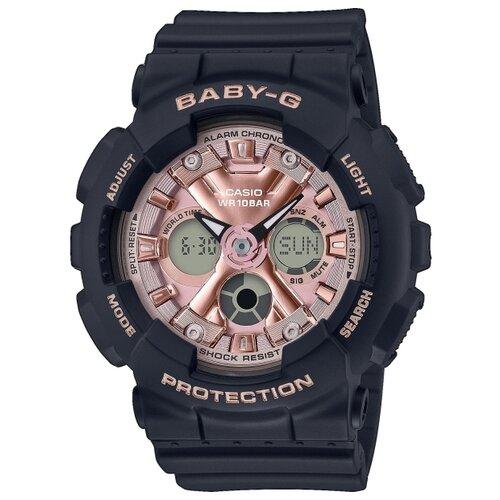 Наручные часы CASIO BA-130-1A4 женские часы casio ba 130 1aer
