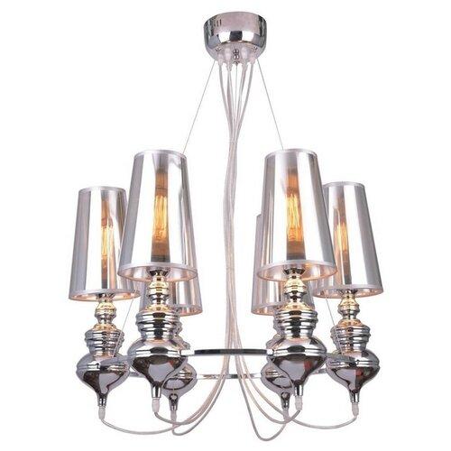 Люстра Arte Lamp Anna Maria A4280LM-6CC, E27, 240 Вт