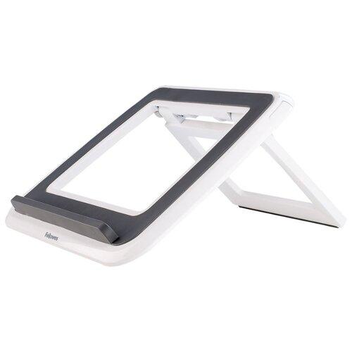 Подставка для ноутбука Fellowes I-Spire Series FS-82101, серый/белый