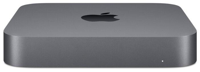 Неттоп Apple Mac Mini MXNF2RU/A Intel Core i3-8100/8 ГБ/256 ГБ SSD+/Intel UHD Graphics 630/OS X