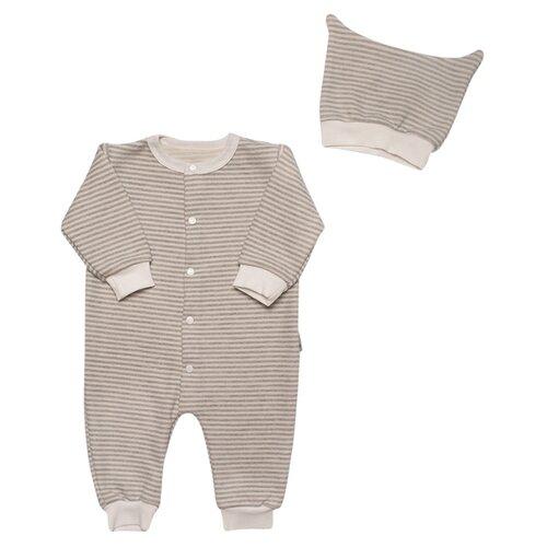 Купить Комплект одежды Клякса размер 22-74, серый, Комплекты