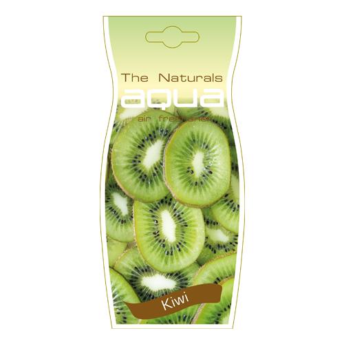 Aqua Ароматизатор для автомобиля Naturals Fruit Drop Kiwi 12 г