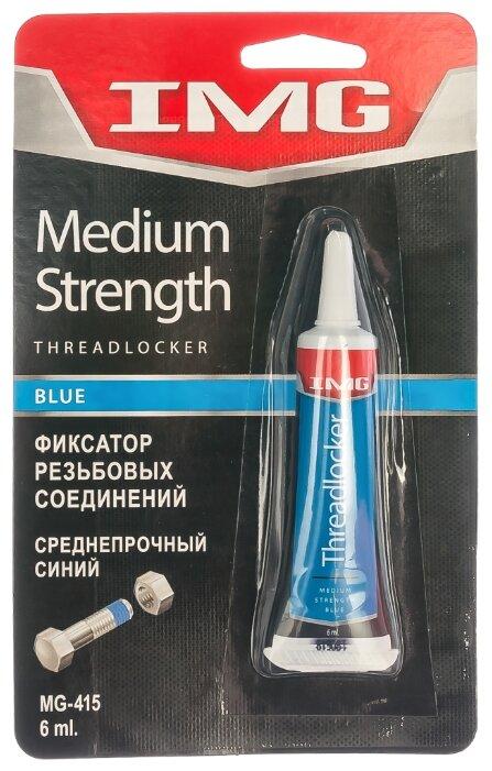Img Mg-415 Фиксатор резьбовых соединений многоцелевой (синий)(6мл)