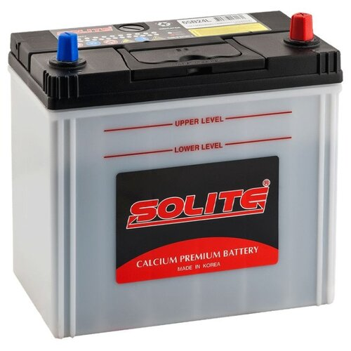 Автомобильный аккумулятор Solite 65B24L.