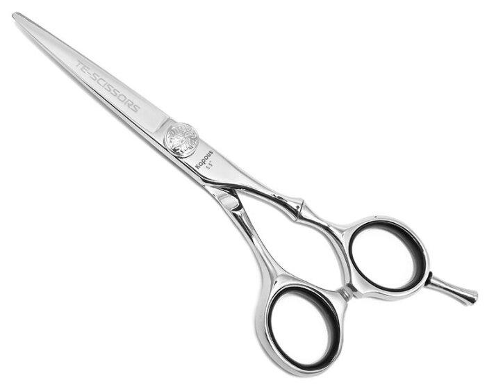 Прямые ножницы Kapous Professional Te-scissors СК23 5.5