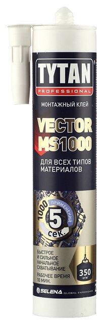 Монтажный клей Tytan Vector MS1000 (290 мл)